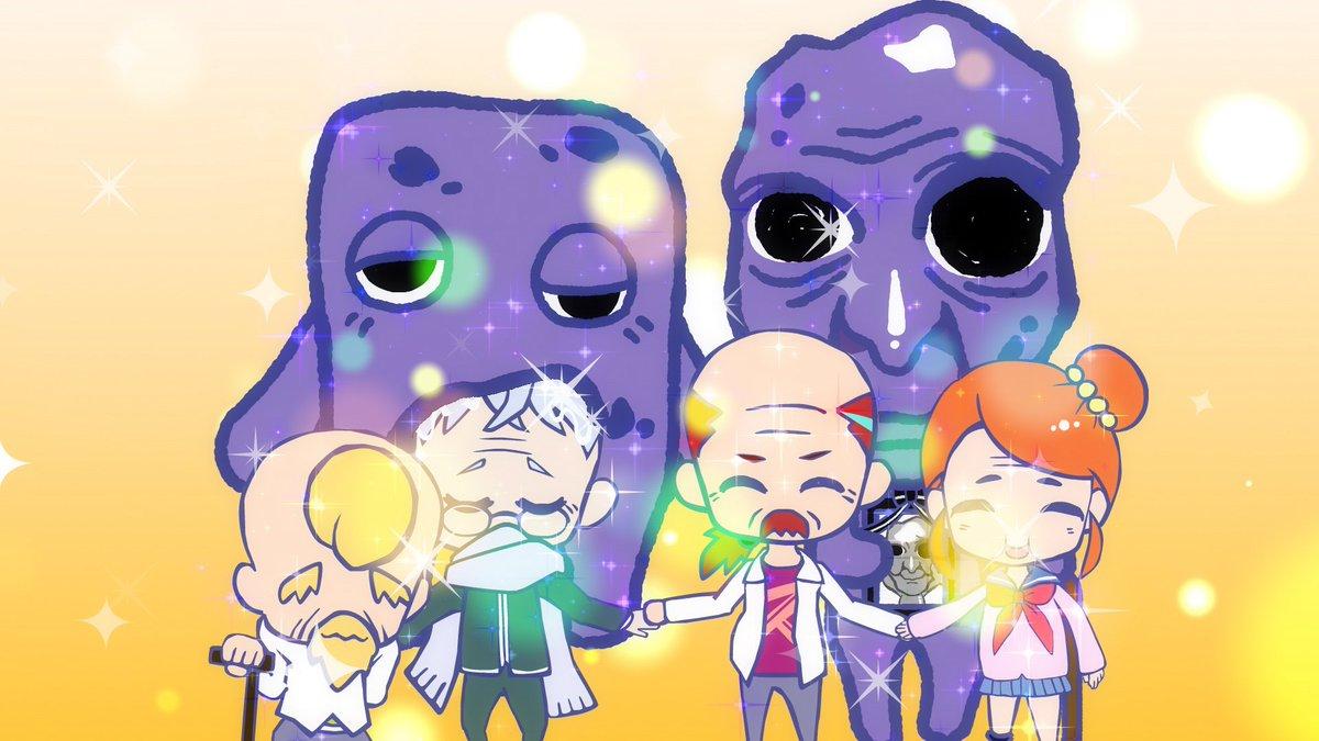 【告知】私が監督するテレビアニメ『あおおに ~じ・あにめぇしょん~』、今夜は午前3:05からテレビ東京で最終話(第13話