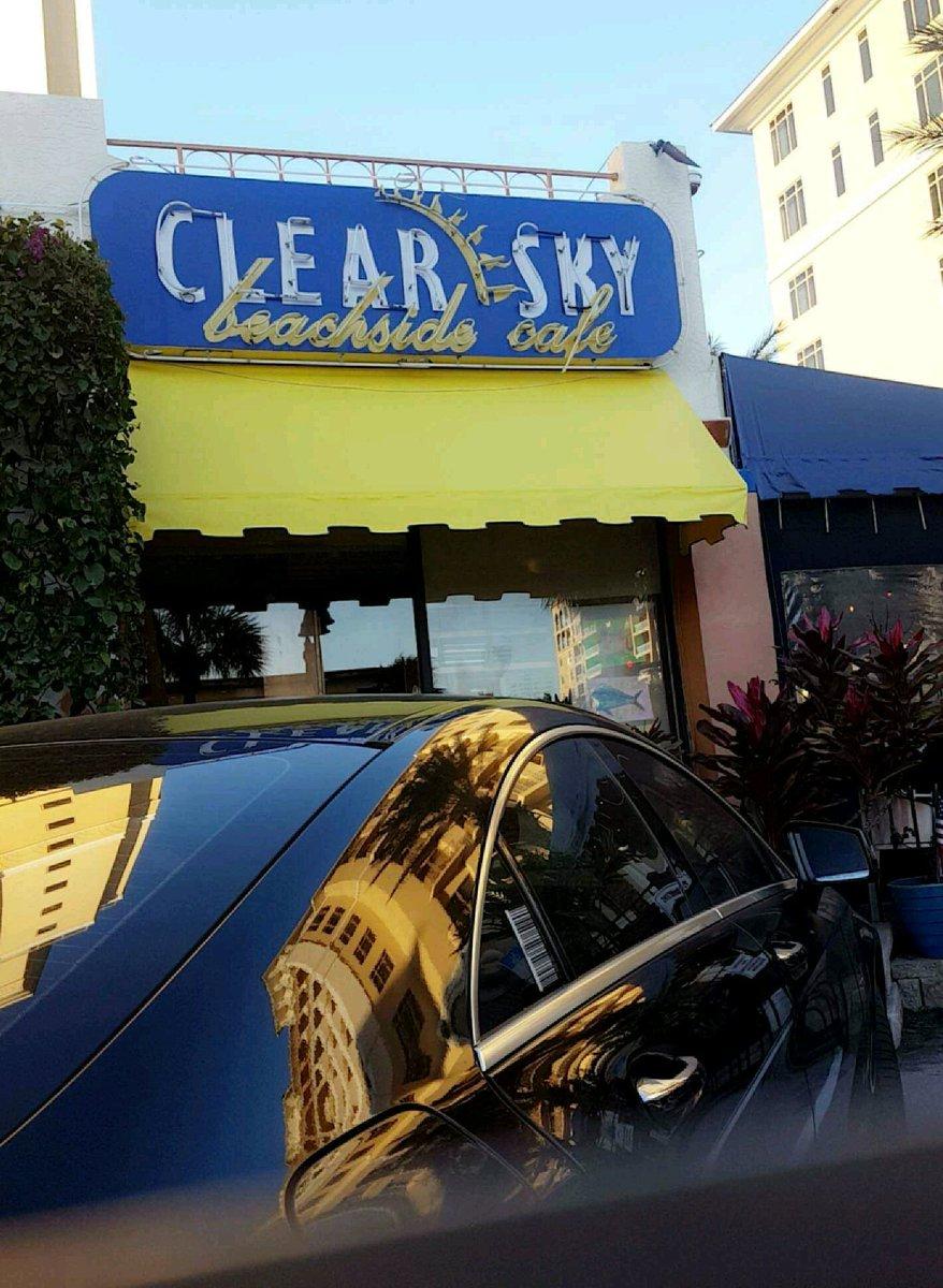 Clear Sky Cafe
