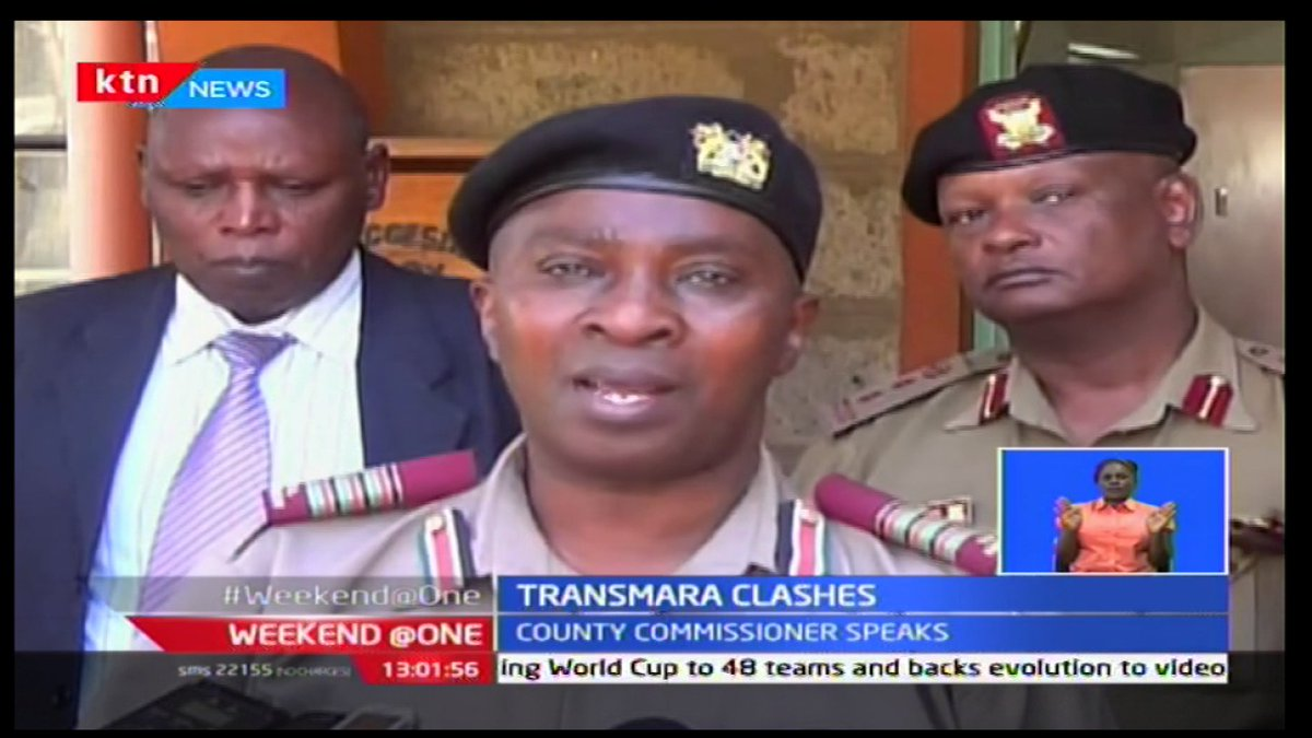 Illegal firearm holders in Transmara to be arrested if they fail to surrender weapons