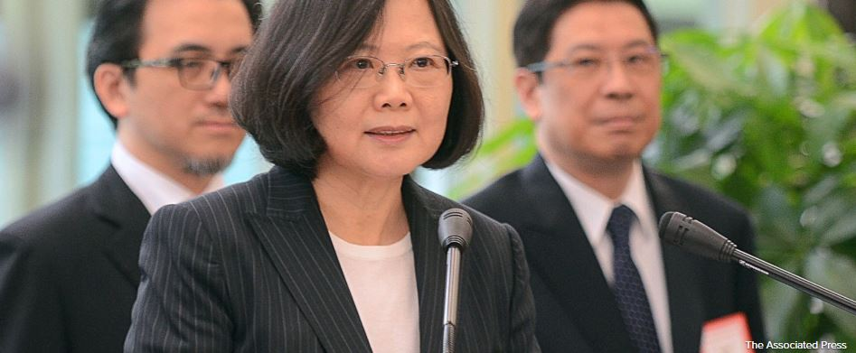 Taiwan leader heads to Americas; US stops set to irk China