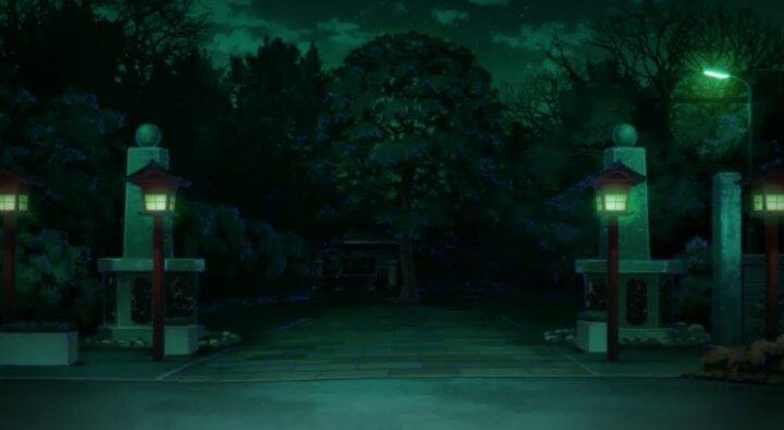 ★Occultic;Nine聖地巡礼★【延命寺⑤】今回、延命寺さんには早朝にお邪魔させて頂きましたが、住宅街の中に位置す