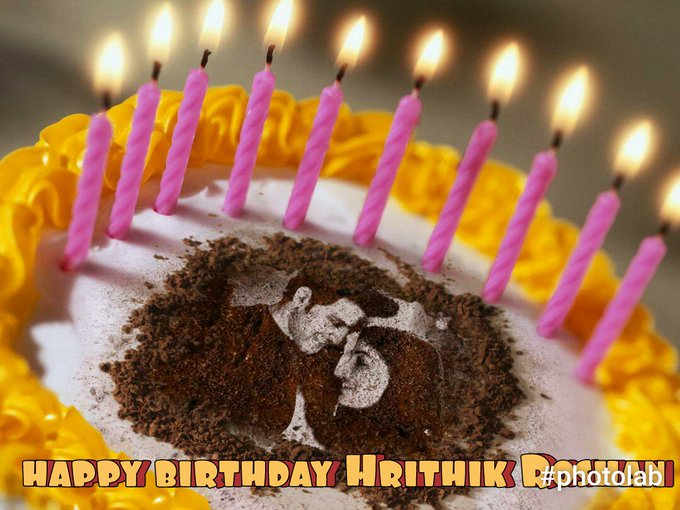 Happy birthday in advance Hrithik Roshan Sir.