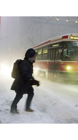 UPDATED: Winter storm drops 35 cm of snow on parts of Atlantic Canada