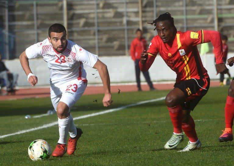Massa's back as Uganda Cranes tame Slovakia 3-1