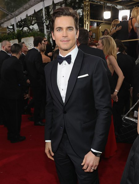 First look of Matt Bomer at the 74th Annual Golden Globe Awards #goldenglobes #mattbomer https://t.co/CRa9CukbH7
