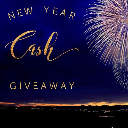 $200 New Year Cash Giveaway (1/16 WW)