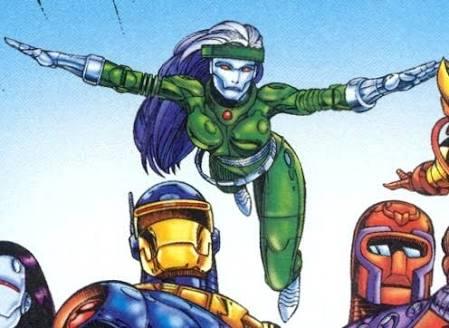 ディスク・ウォーズ参戦希望X-SENTINELSのローグ・センチネルも、ディスク・ウォーズ:アベンジャーズの続編に初登場