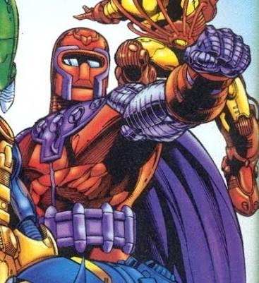 ディスク・ウォーズ参戦希望X-SENTINELSのマグニートー・センチネルも、ディスク・ウォーズ:アベンジャーズの続編に