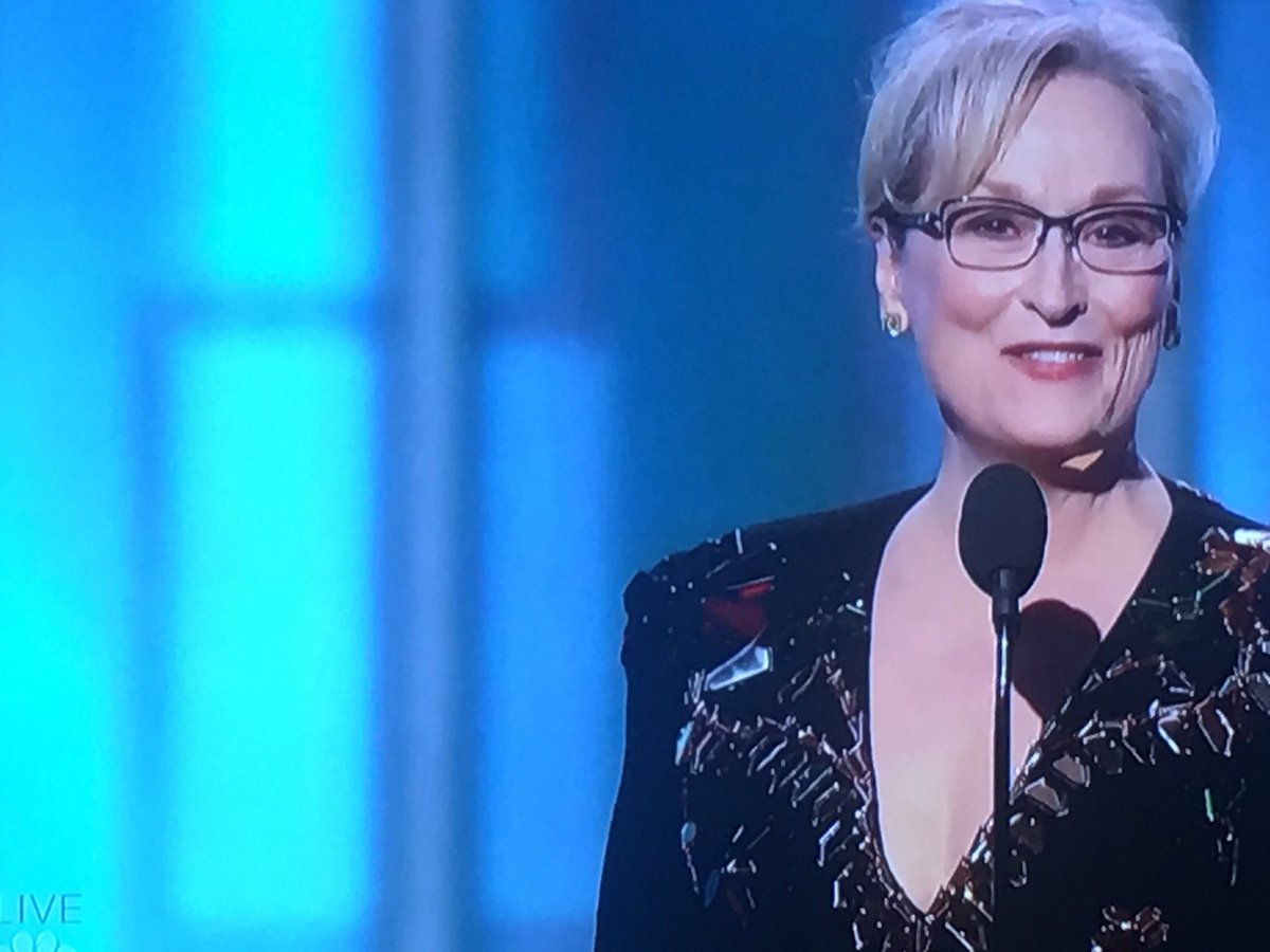 """As my friend, the dear departed Princess Leia, told me, 'Take your broken heart, turn into art.'"" -Meryl Streep"