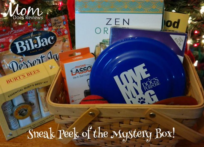 Ready For A Mystery Box Giveaway? Enter To Win A Ton Of Surprises!