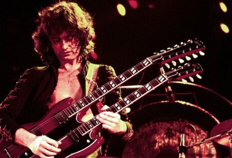 Happy 73rd Birthday Jimmy Page!!!!