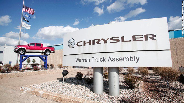 Fiat Chrysler to put $1 billion into U.S. jobs and revive Jeep Wagoneer