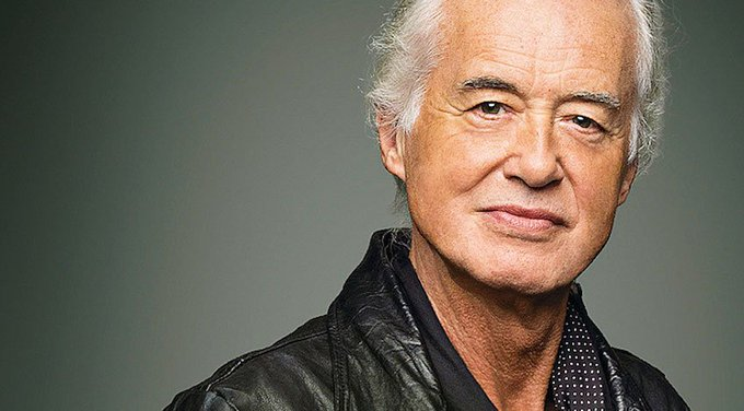 Happy Birthday, dear and awesome Jimmy Page. Thank you for so much great music.