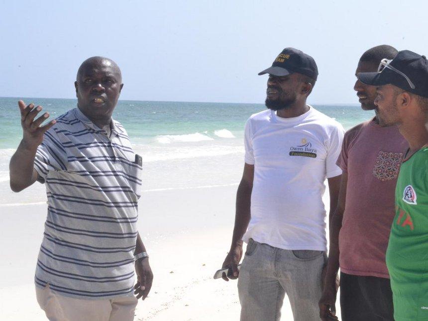 German tourist found dead at Kilifi beach