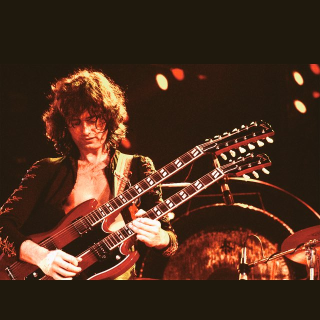 Happy birthday to  legend Jimmy Page who is 73 today.