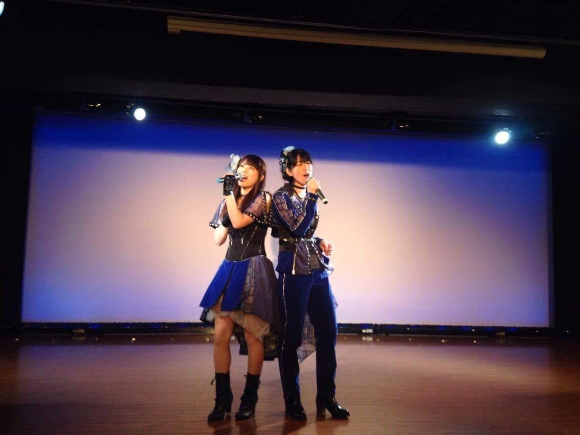 新年一発目のお仕事は東京アニメーションカレッジ専門学校さまのウィンタースクール!!お話と、ライブ!!お聴きくださいまして
