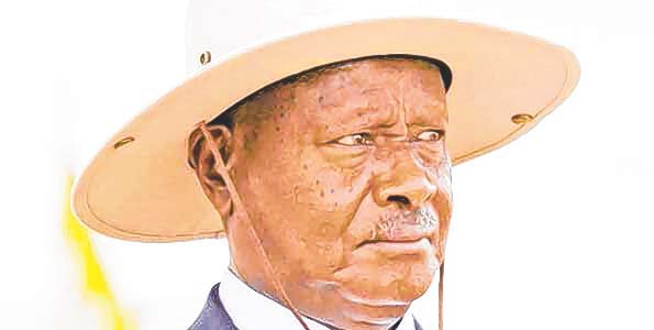 Museveni and two security officers reported to ICC
