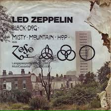 Misty Mountain Hop, Led Zeppelin  Happy Birthday Jimmy Page
