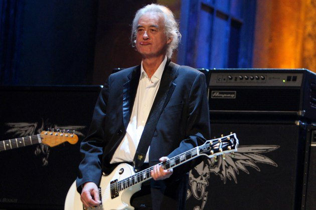 Happy Birthday to Jimmy Page (73)