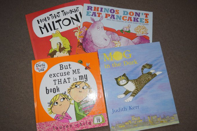 Wilf Kids Book Subscription + Giveaway