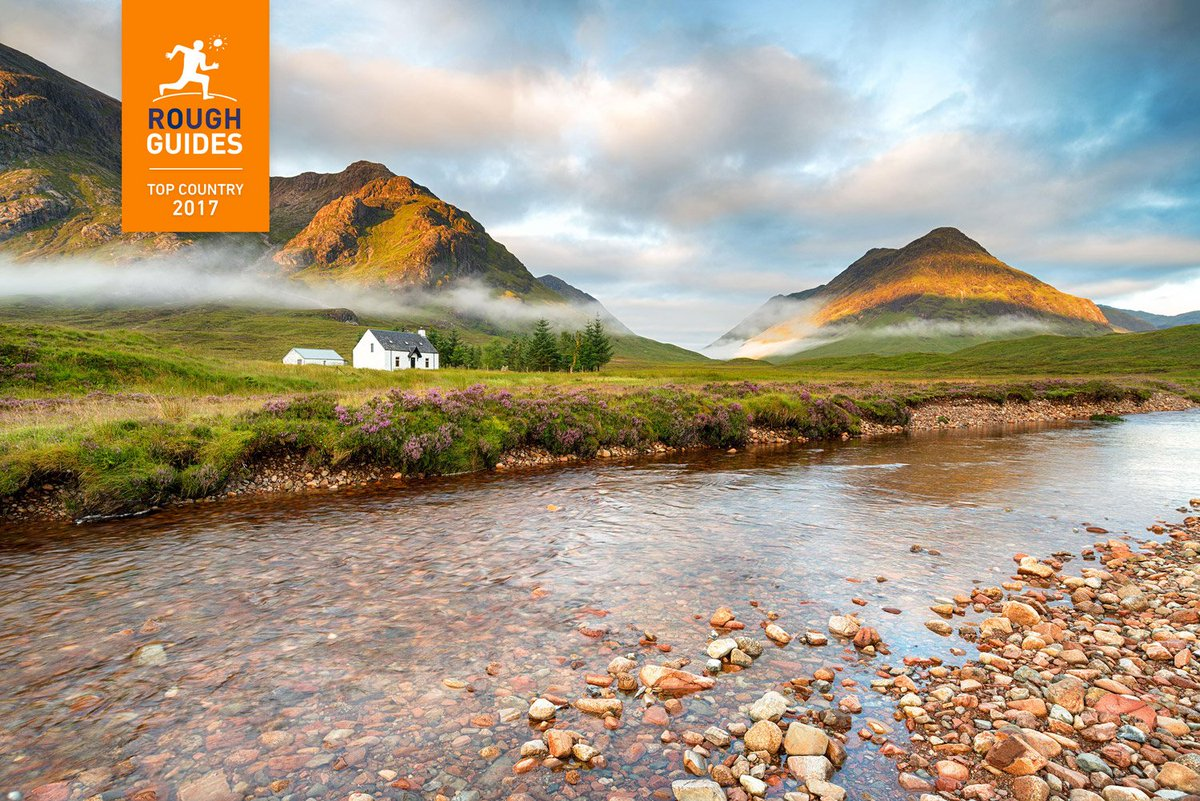 Why we've named #Scotland one of our top countries to visit in 2017 https://t.co/A6bWd6GI5m https://t.co/lzUPqdNRKM