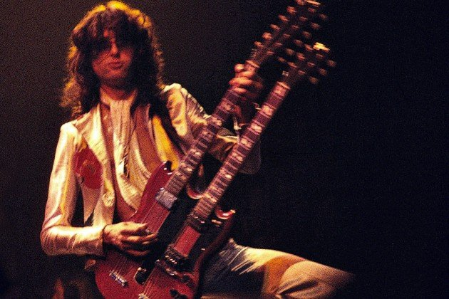 Happy 73rd birthday Jimmy Page