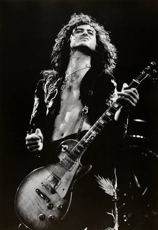 Happy birthday Jimmy Page. One of the best guitarists of all time