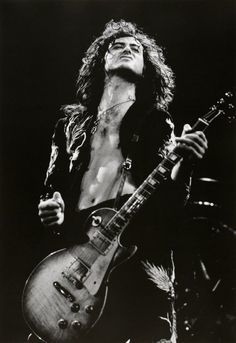 Happy 73rd Birthday Jimmy Page (London January 9 1944)