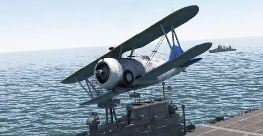 艦これにも複葉機が欲しいと勝手に4選アメリカF3F艦日本九五艦戦イギリス ソードフィッシュ 艦攻ソ連 チャイカ 陸上戦闘