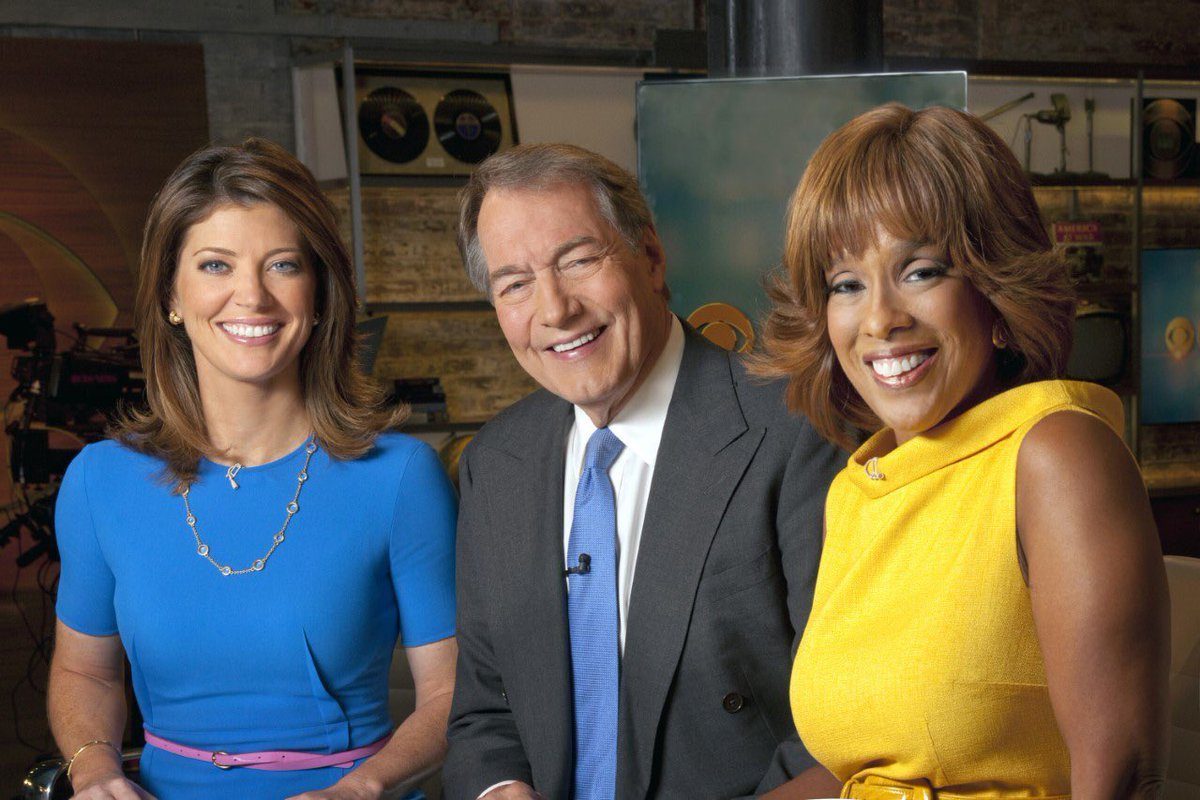 Celebrating five years of bringing the news back on @CBSThisMorning! #5YearsThisMorning https://t.co/FYt3Wf1eF4