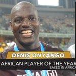 Onyango, Emong for Uganda Sports Personality Of The Year Award