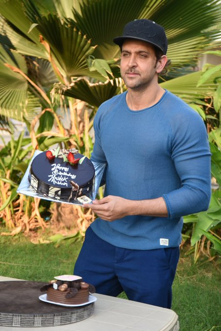 Happy birthday hrithik roshan bro.