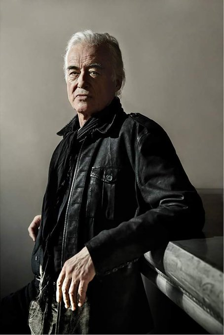 Jimmy page... On this day in 1944... . Happy birthday JP!