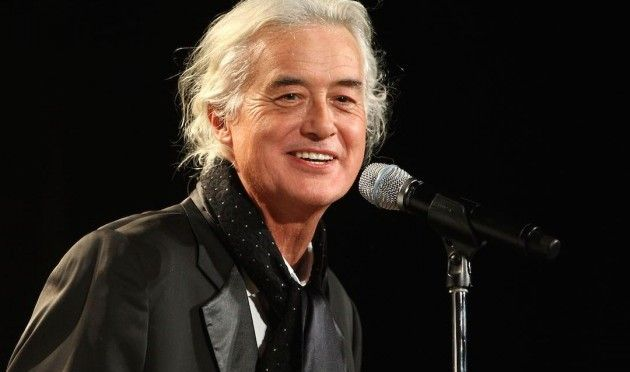A Big BOSS Happy Birthday today to Jimmy Page from all of us at the Boss!