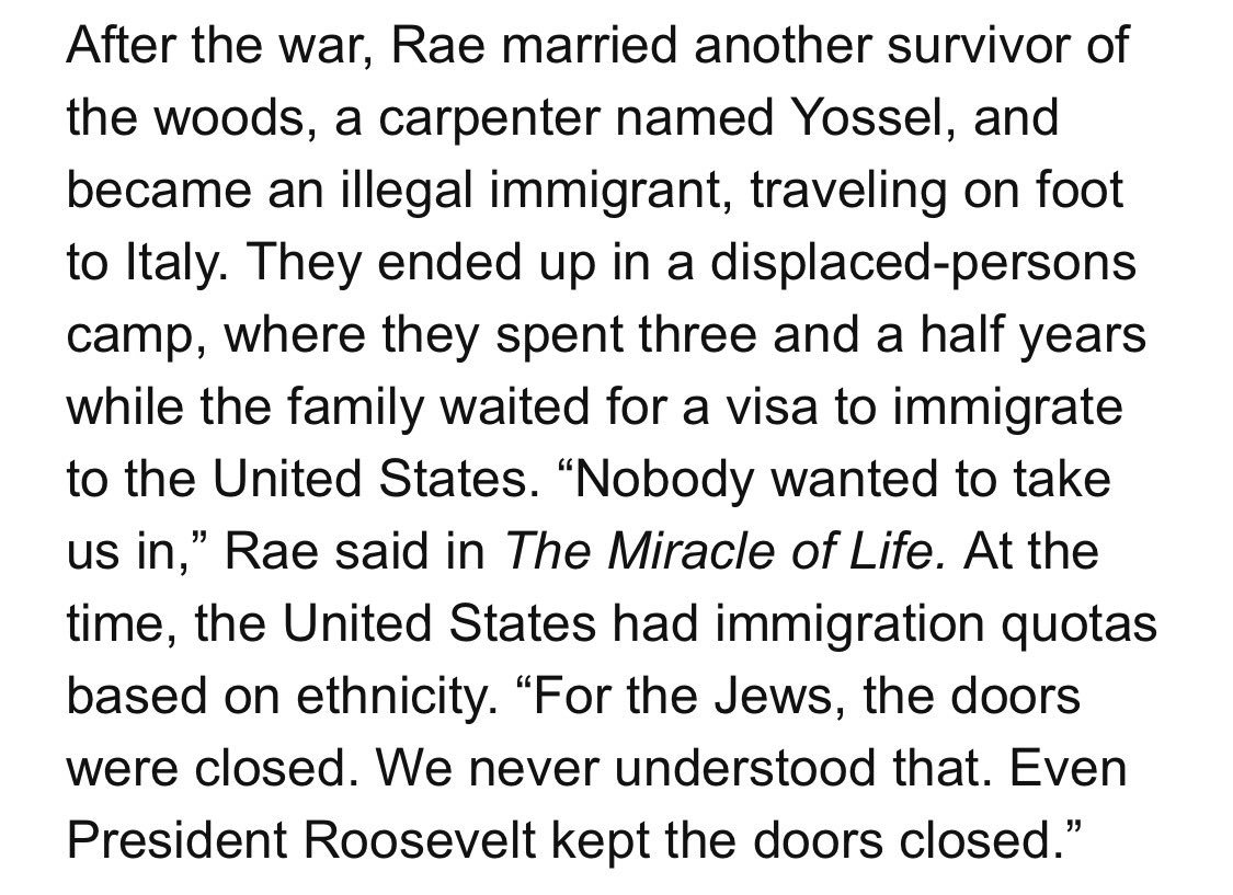 """@NYMag @JuddApatow Jared Kushner's survivor family must be so proud that he wants to """"build a wall"""". https://t.co/16Jgu9tQ0d"""