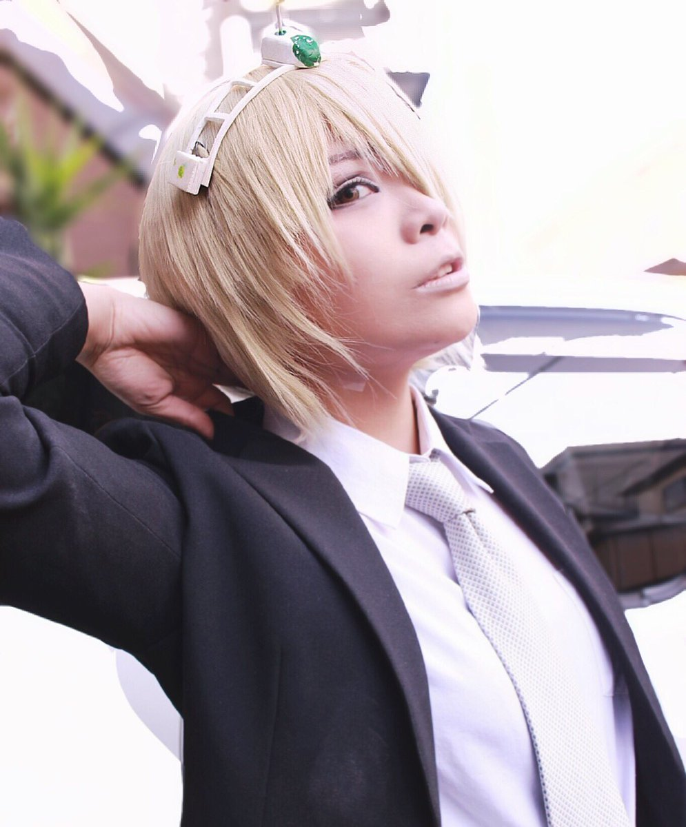 ATTENTION🇬🇧Cosplay By Home👉斉木楠雄のΨ難🇬🇧斉木空助※第212χ微ネタバレ有--------