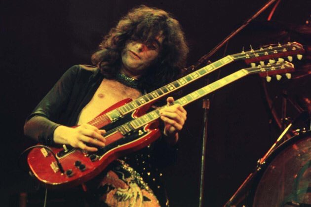 Happy Birthday Jimmy Page!!