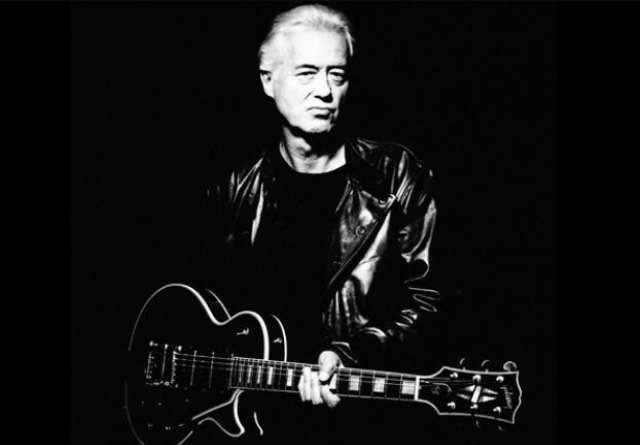 Happy Birthday 73 today, to the legend of rock Jimmy Page!