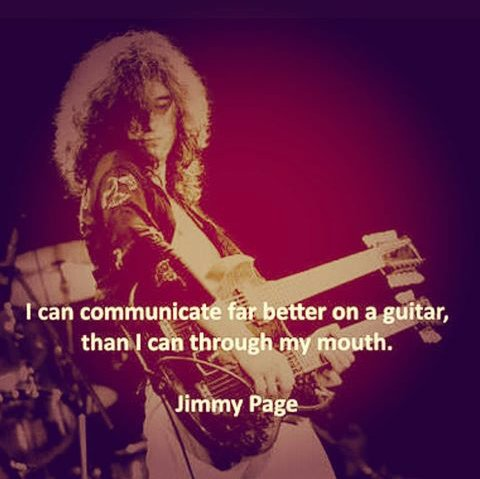 Happy 73rd birthday, Jimmy Page.