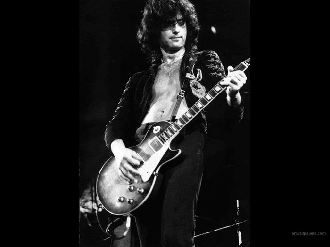 Happy Birthday to the legendary Jimmy Page!