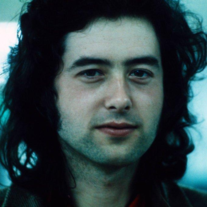Happy Birthday Jimmy Page! Xx