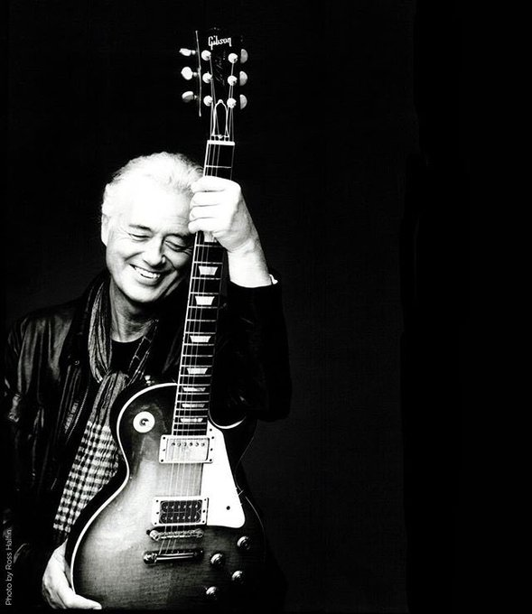 Happy Birthday to the Legendary Jimmy Page