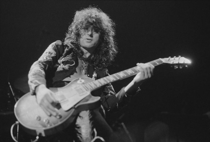 Jon latest: Goldrayband: Happy 73rd birthday to the guitar god himself... Jimmy Page ledzeppelin