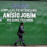 Some 100 killed in one week in Brazil'sprisons
