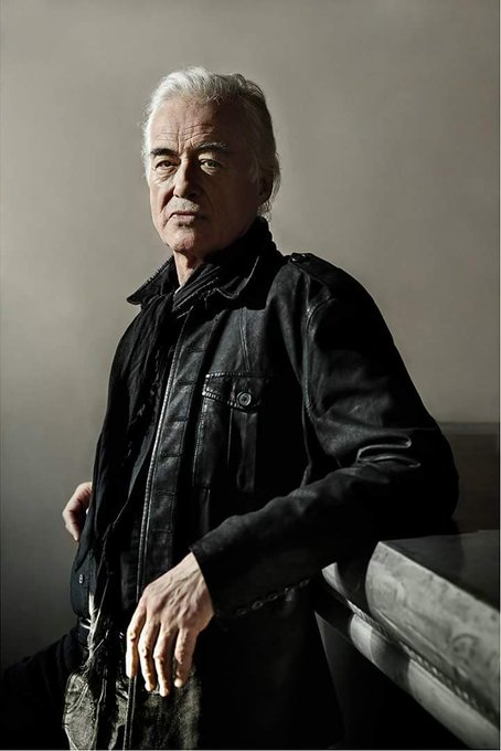 Happy birthday Jimmy Page. 72 years today!!