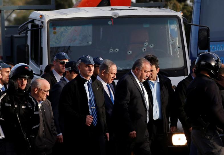 Unclear whether truck attack in Israel inspired by Islamic State