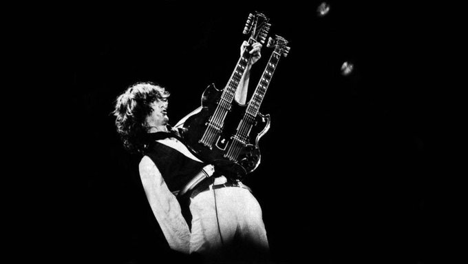 Happy Birthday Jimmy Page: 7 Rocking Live Led Zeppelin Covers