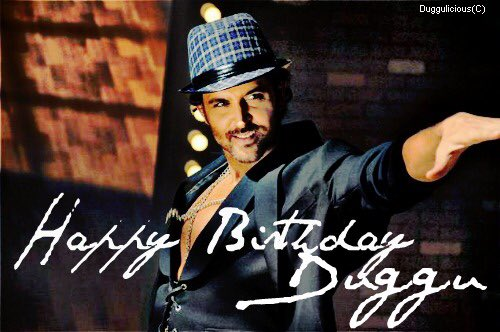 Happy Birthday Hrithik Roshan Hope ur special day brings u all that ur heart desires!   love u