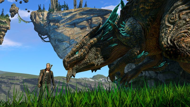 The Xbox / Windows10 exclusive #Scalebound has been cancelled. Microsoft statement: https://t.co/F77amVRHv3 https://t.co/iKIfxQjl53