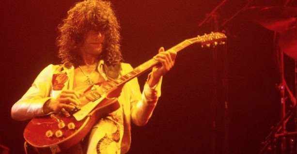 Happy Birthday to Led Zeppelin guitar god Jimmy Page.